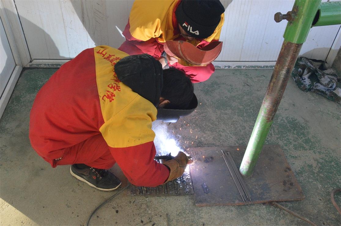焊接实训3